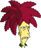 Sideshow Bob Annoyed Icon