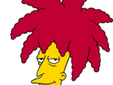 Sideshow Bob (non-controllable character)