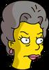 Vicki Valentine Annoyed Icon