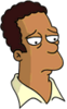 Virgil Simpson Sad Icon