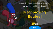 Disapproving Squirrel Unlocked
