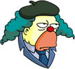 Krusty Oldannoyed Icon