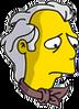 Lance Murdock Sad Icon