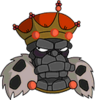 Old King Coal Annoyed Icon