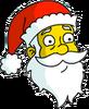 Santa Claus Happy Icon