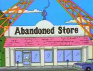 Abandoned Store