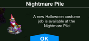 NightmarePile CostumeAvailable