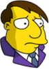 Quimby Sad Icon