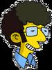 Young Artie Ziff Happy Icon