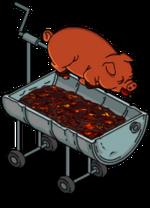 BBQ Pig Menu