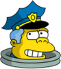 Beer Stein Wiggum Guilty Icon