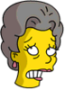 Vicki Valentine Nervous Icon