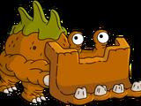 Bulldozer-saurus