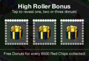 High Roller Bonus Act 1