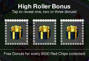 High Roller Bonus Act 1