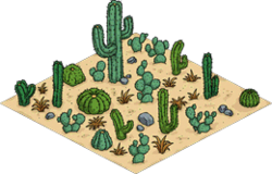 Cactus Patch Icon