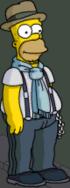 Cool Homer Menu