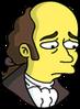 Aaron Burr Sad Icon