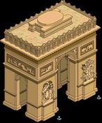 Arc de Triomphe Menu