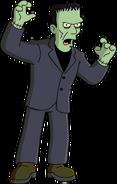 Frankenstein's Monster Unlock