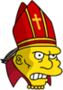 The Beefy Bishop Annoyed Icon