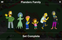 Flanders Family Set 2019