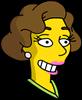 Gloria Happy Icon