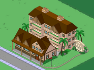 Golf 'N' Die Retirement Village animation