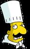 Luigi Nervous Icon