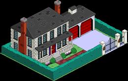 Presidential Estate Menu