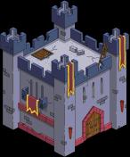 Barbarian Castle