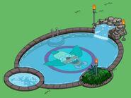 Klub Krusty Pool when tapped