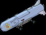 Death To Homer Missile