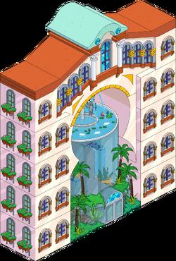 Exclusive Resort Menu
