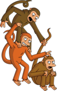 Vicious Monkeys Unlock