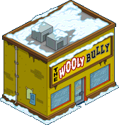 Wooly Bully Menu