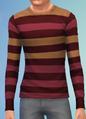 YmTop SweaterCrewBasicStripes StripesRed.png