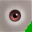0x123EF8E2E439FE51 redbrown eyes copy