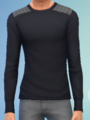 YmTop SweaterCrewBasic Black.png
