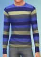 YmTop SweaterCrewBasicStripes StripesBlue.png