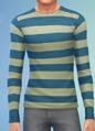 YmTop SweaterCrewBasicStripes StripesYellowCream.png