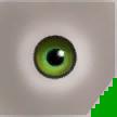 0xBDE15CE35A059853 brightGreen eyes