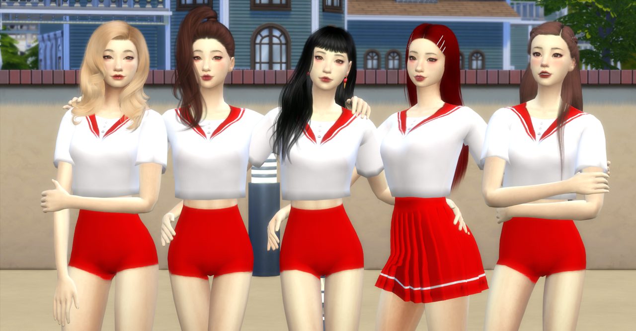 NOVAGIRLS | Sims Celebrities Wiki | FANDOM powered by Wikia