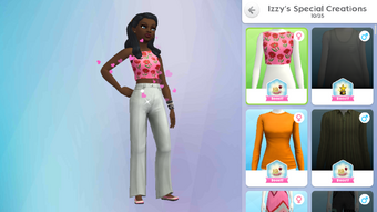 Izzy S Fashion Shop Sims Mobile Wiki Fandom