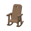Lazy Angler's Rocking Chair