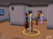 The Sims 2 (console) Screenshot 10