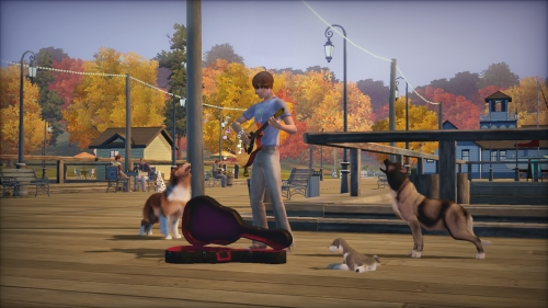 The Sims 3 Pets Console 1