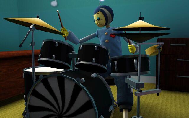 File:Toy Charlie plays his drum.jpg