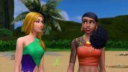 De Sims 4™ Eiland Leven officiële onthullingstrailer