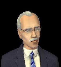 Gunther Gothik (Les Sims 2)
